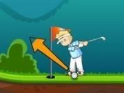 golf pe stanci