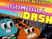 gumball fuge de dinozaur