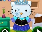 hello kitty in haine frozen