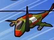 impuscaturi elicoptere 3d de politie