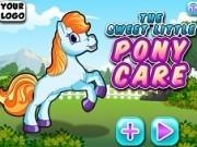 Jocuri cu ingrijeste poneii draguti
