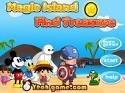 Jocuri cu insula magica cu personajele favorite