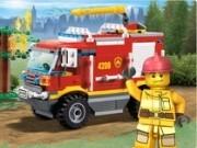 Jocuri cu lego masini de pompieri
