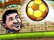 Jocuri cu liga fotbalistilor papusi