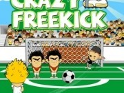 Jocuri cu lovituri de fotbal la poarta