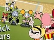 Jocuri cu lovituri libere cartoon network