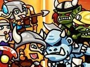 Jocuri cu luptatorii din asgard