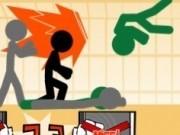 Jocuri cu lupte de reactii cu oamenii bat