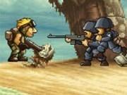 Jocuri cu lupte metal slug in fuga