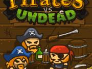 lupte si impuscaturi cu pirati