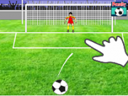 mania de fotbal cu penalty