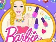 manichiura barbie de paste