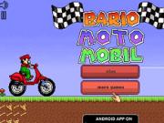 Jocuri cu mario moto pe scuter