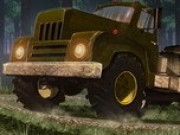 masina de transport lemne
