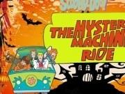 masina misterelor cu scooby doo