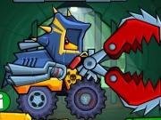 Jocuri cu masina monstru mancatoare de masini