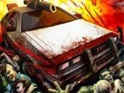 masini 3d cu nitro distrugatoare de zombi