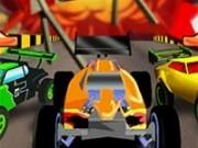 masini 3d teleghidate in curse de viteza