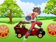 Jocuri cu masini bakugan de condus cu dan