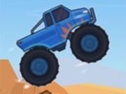 Jocuri cu masini camion monstru de curse cu cascadorii