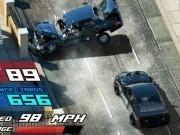 masini coliziuni in trafic 3d