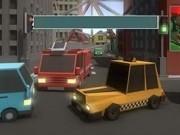 masini controlate in trafic