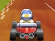 Jocuri cu masini sprint 3d cu cart