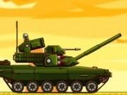 masini tanc de condus si impuscaturi