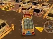 Jocuri cu mega masini 3d in jurassic park