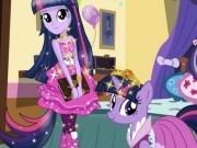 Jocuri cu micul meu ponei cu twilight sparkle