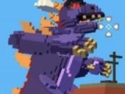 Jocuri cu minecraft monstrul sau om