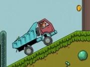 Jocuri cu mini camion clovn