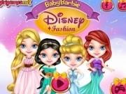 moda printeselor bebeluse disney