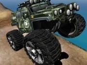 monster truck curse de arena offroad