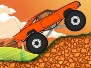 monster truck de catarat dealuri