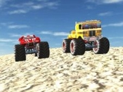 monster truck offroad test drive