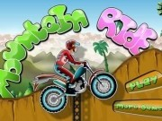 Jocuri cu motocicleta de escaladat munti
