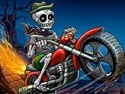 Jocuri cu motocicletele mortale de sarituri