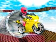 Jocuri cu motociclist traseul imposibil