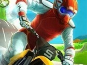 Jocuri cu motocurse de viteza si cascadorii