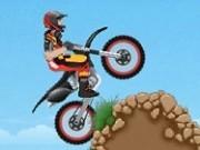 Jocuri cu motorete cascadorii in motocross