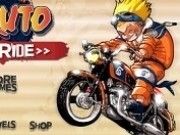 naruto curse pe motocicleta