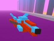 nava spatiale in curse hover