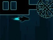 nave zburatoare in noapte