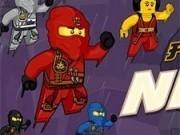 ninjago ninja decazut