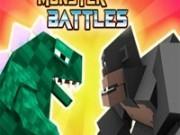 Jocuri cu orasul luptelor de monstri 3d