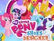 Jocuri cu pantofi de creat cu micul meu ponei