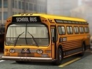 parcari 3d cu autobuze