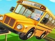 Jocuri cu parcari cu autobuze de scoala