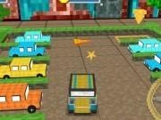 Jocuri cu parcari masini minecraft 3d